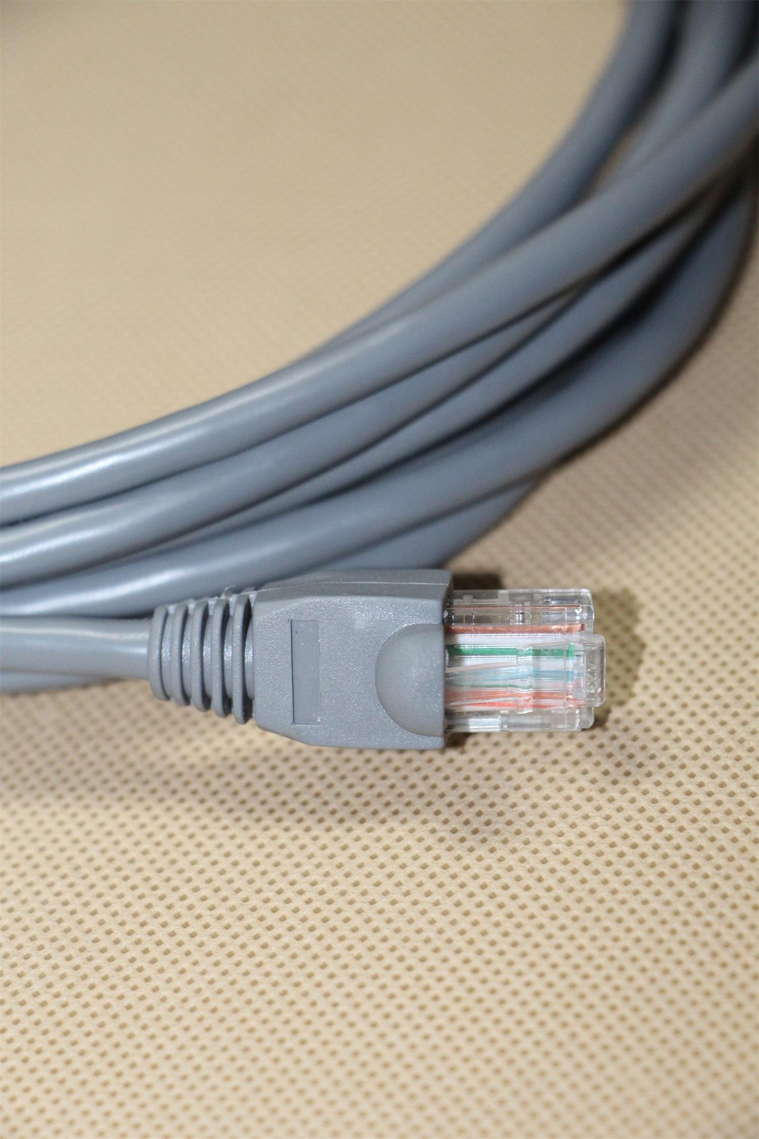 超六类非屏蔽网络跳线